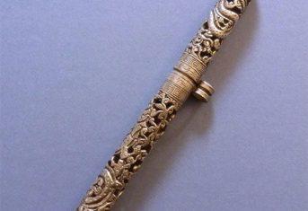 Pen Holder from Bhutan