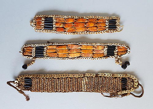Headbands from Papua New Guinea